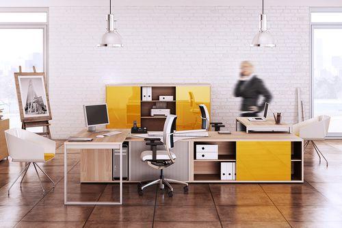Meble biurowe biurko EVRO