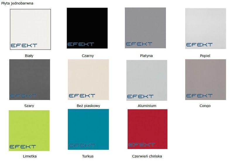 Kolorystyka mebli biurowych- kolory uzupełniajace