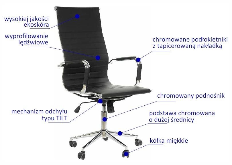 gabinetowy fotel obrotowy, nowoczesne fotele gabinetowe, fotele obrotowe Wrocław, fotele obrotowe Głogów, fotel gabinetowy, fotel z atestem, Efekt