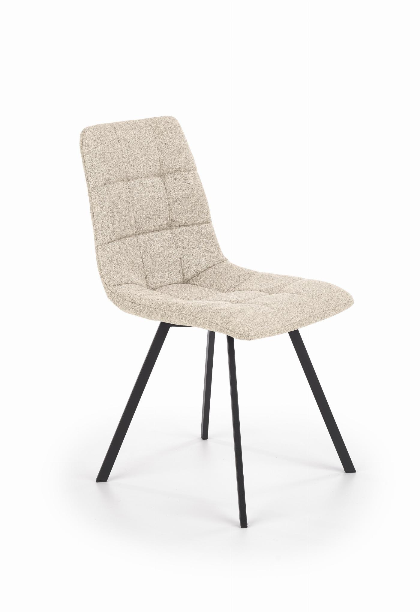 K402 krzesło beżowy