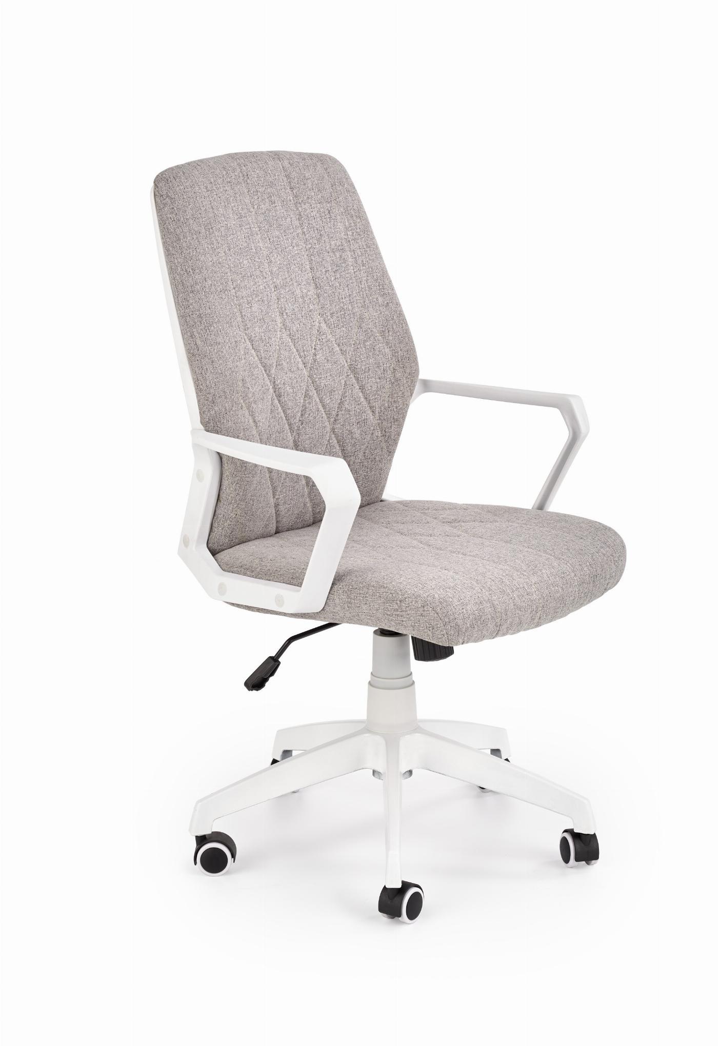 SPIN 2 fotel pracowniczny beżowy / biały