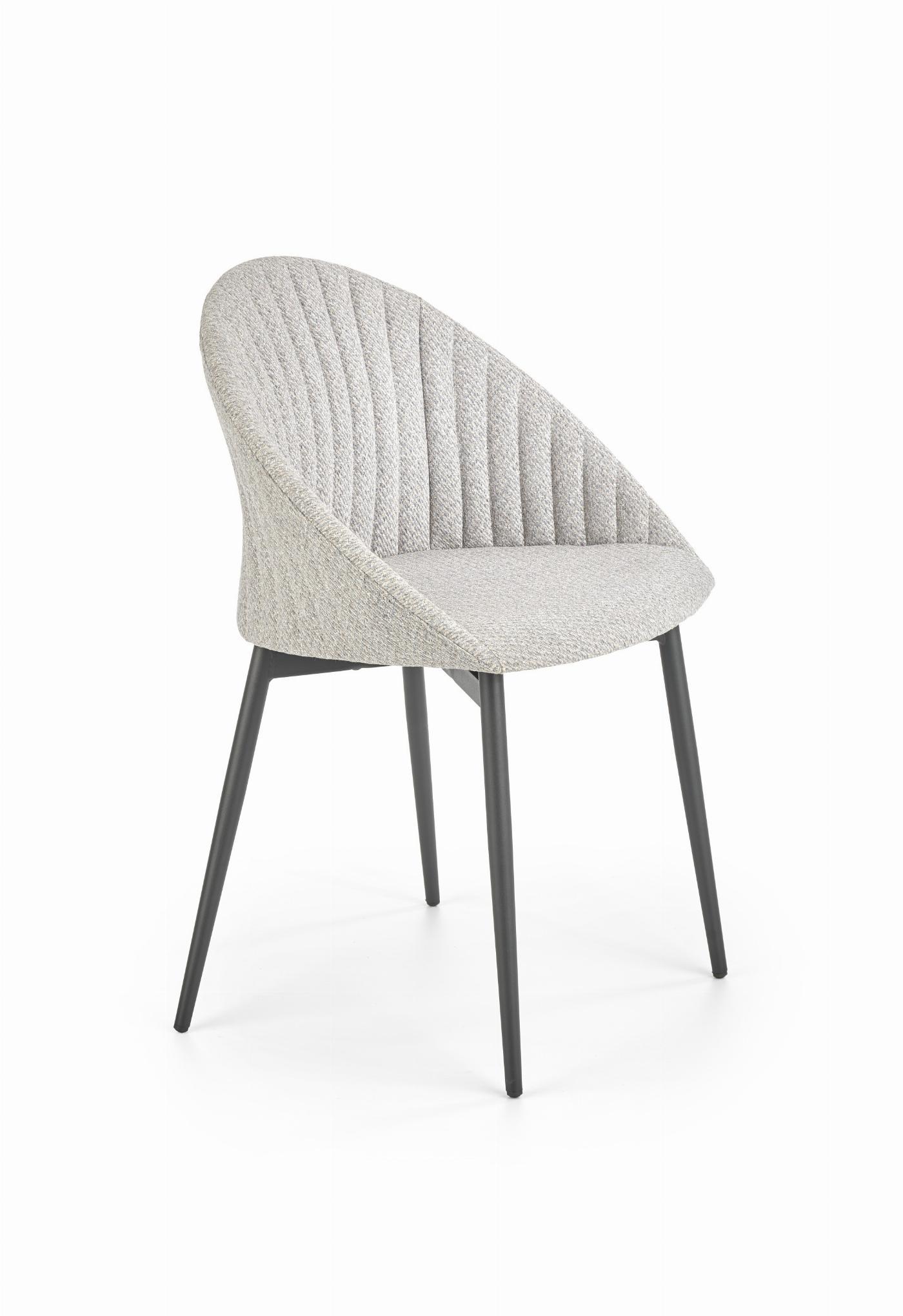 K357 krzesło jasny popiel (1p=2szt)