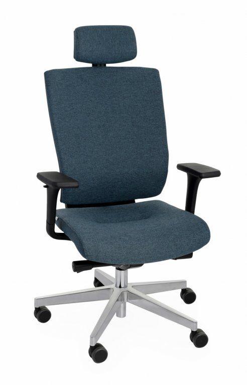 Fotel Biurowy obrotowy MAXPRO BT HD - różne tapicerki
