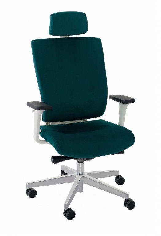 Fotel Biurowy obrotowy MAXPRO WT HD - różne tapicerki