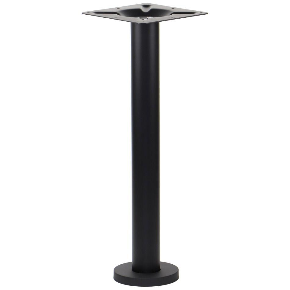Podstawa do stolika EF-SH-3018-2/B - wysokość 72,5 cm fi 17,5 cm