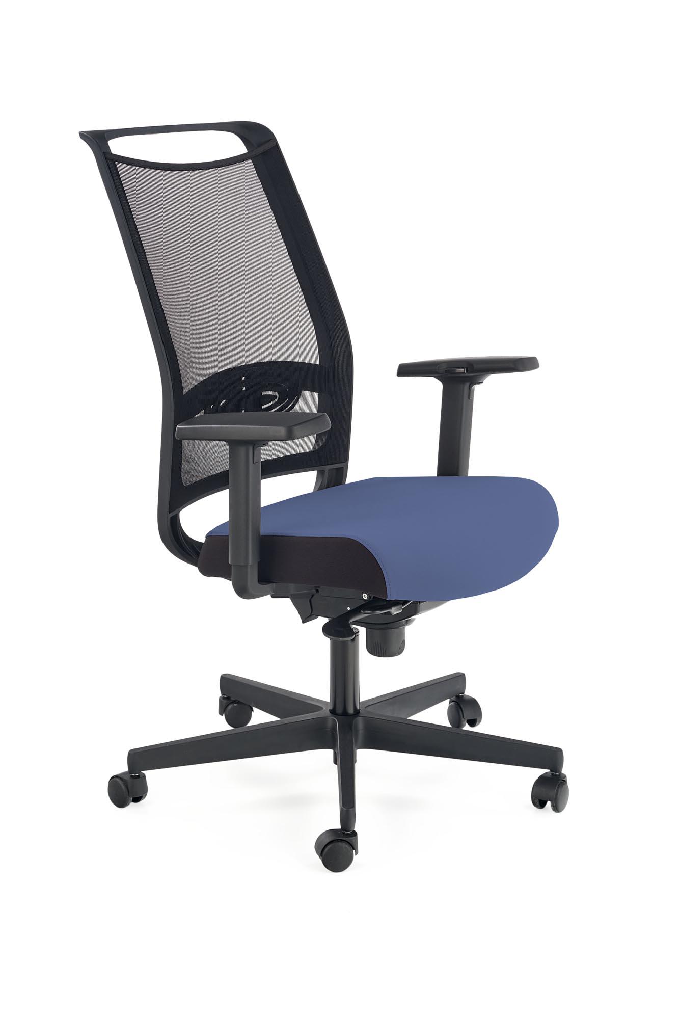 Fotel Biurowy Obrotowy GULIETTA Niebieski