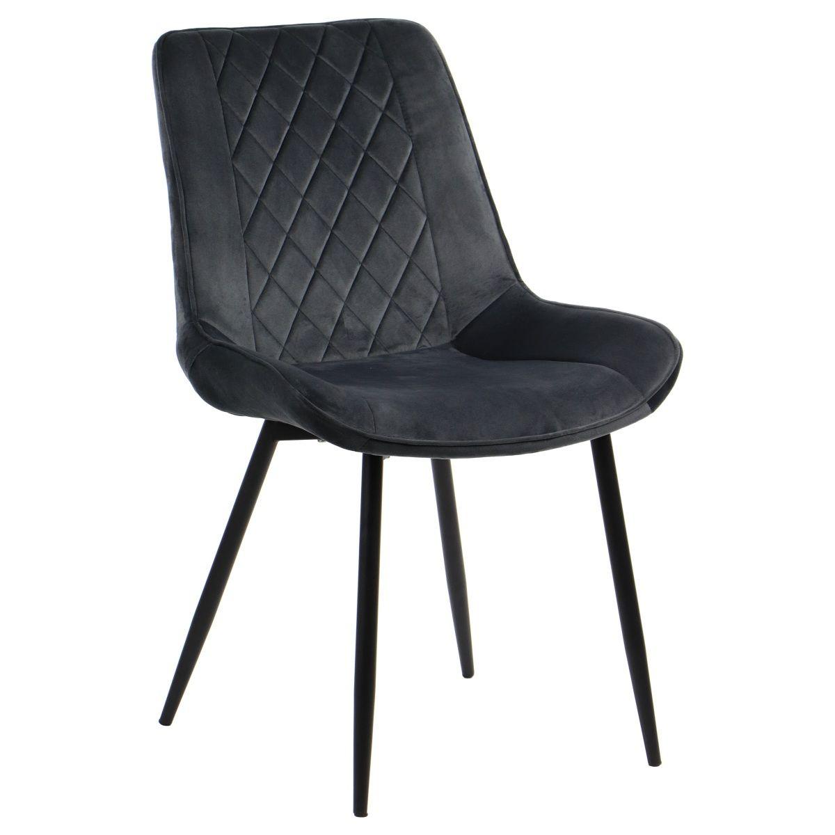Krzesło dostawne CN-6020 szary