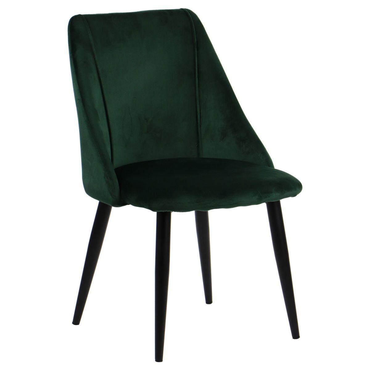 Krzesło dostawne CN-6030 zielony