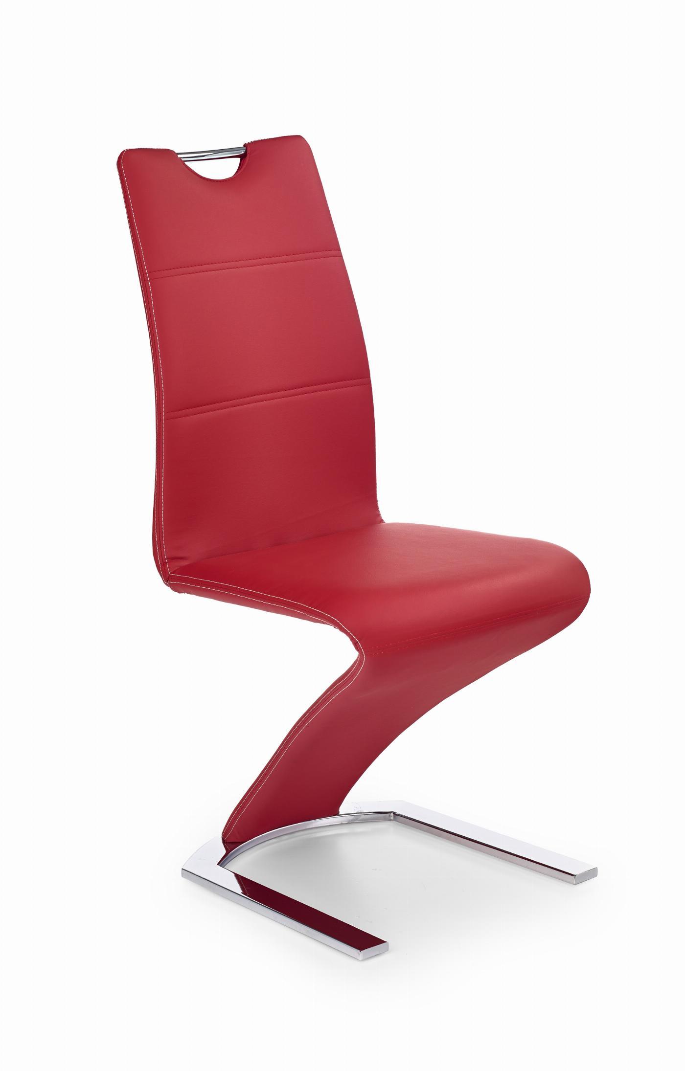 K188 krzesło czerwone (1p=2szt)