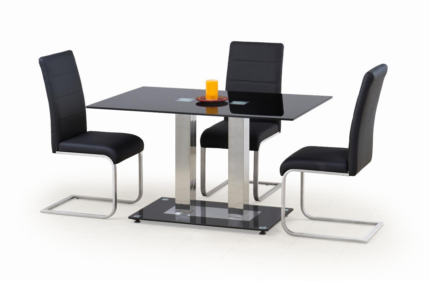 WALTER 2 stół czarny