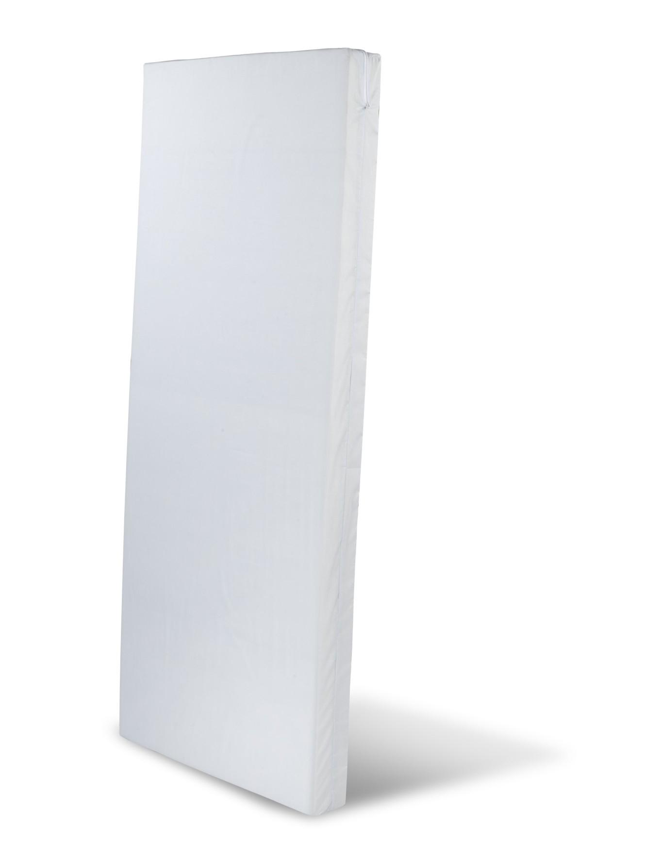 TURYN materac 160x80x9 cm - kolor biały