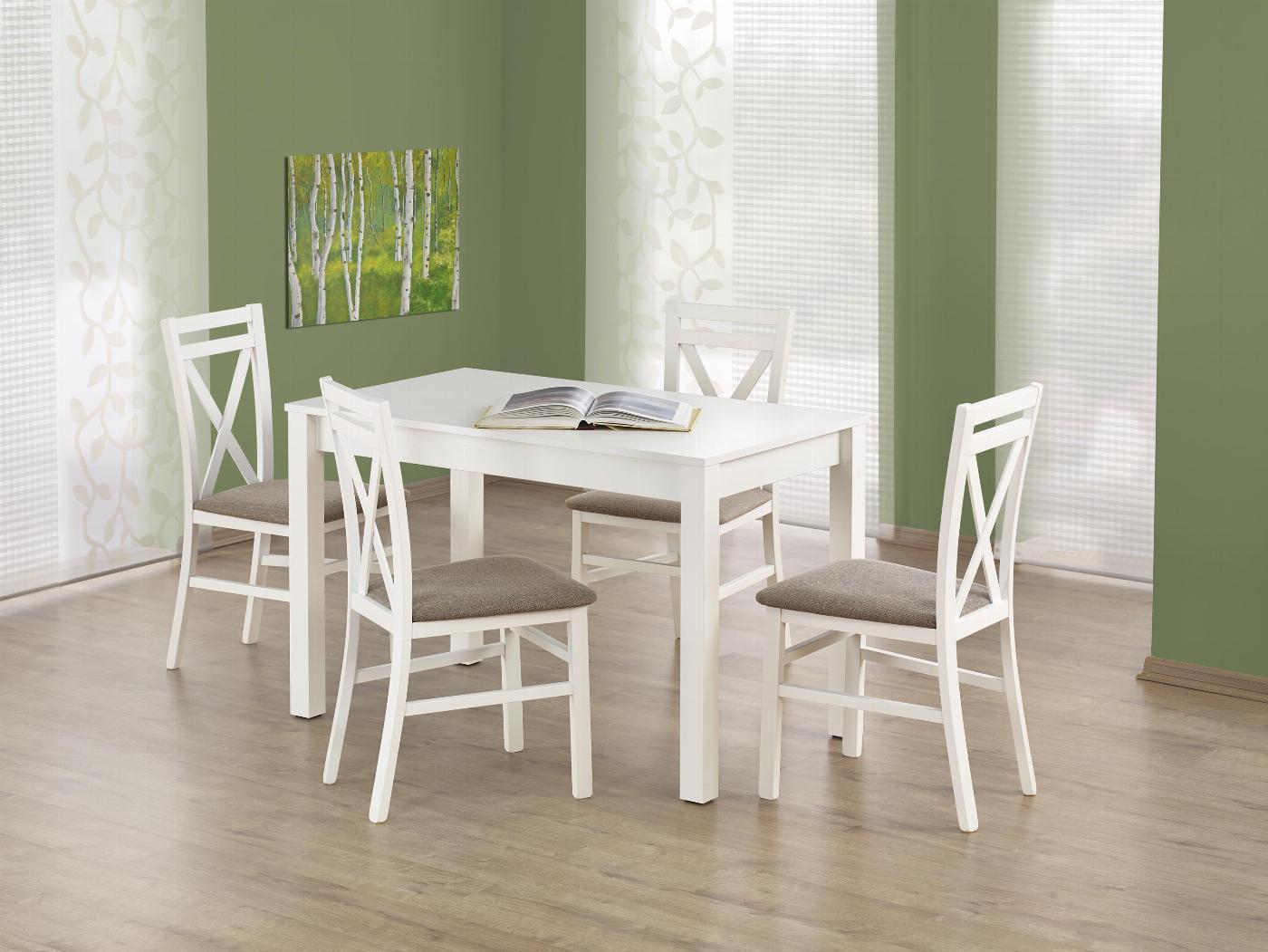 KSAWERY stół kolor biały (2p=1szt)