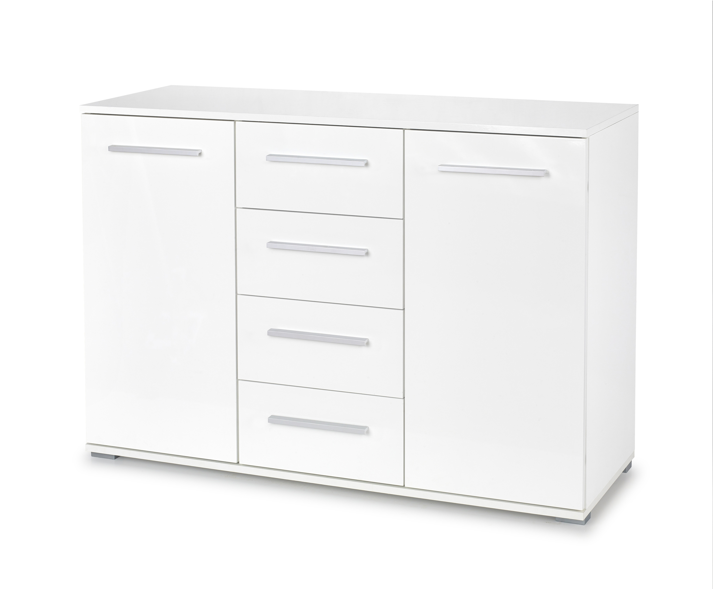 LIMA KM-4 komoda biały (2p=1szt)