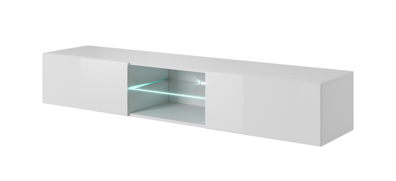 LIVO RTV 180 wisząca biały (1p=1szt)
