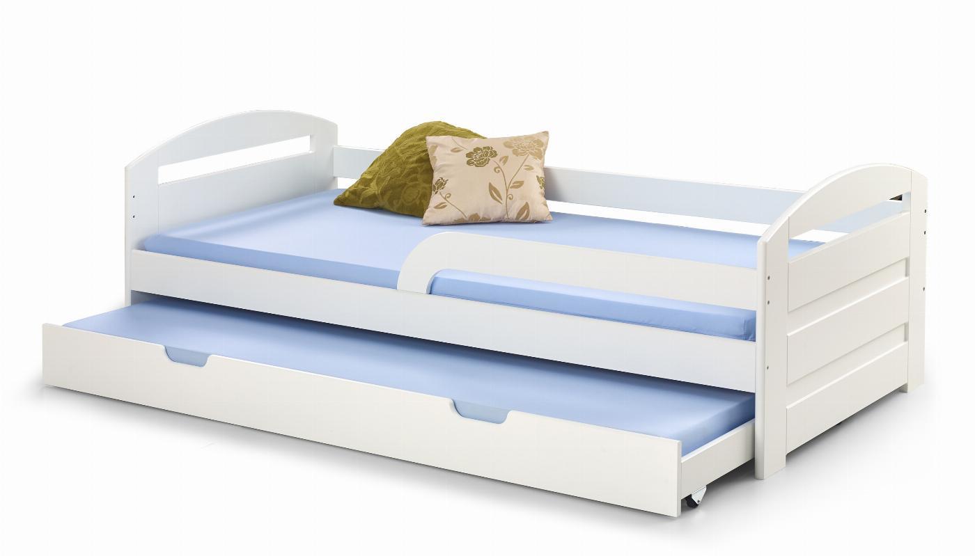 NATALIE 2 łóżko białe (4p=1szt)