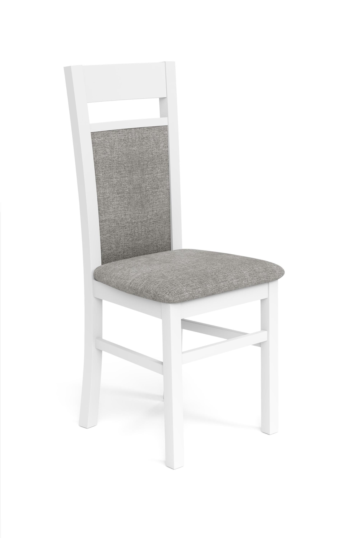 GERARD2 krzesło biały / tap: Inari 91 (1p=2szt)