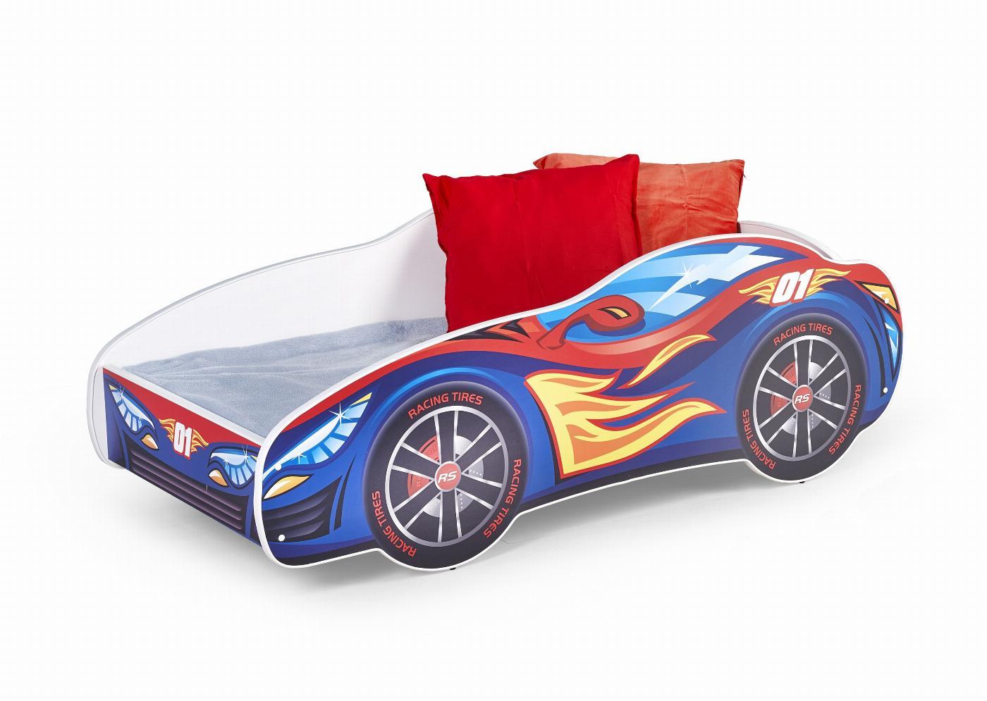 SPEED łóżko wielobarwny (1p=1szt)