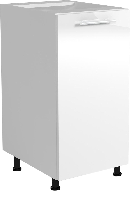 VENTO D-30/82 szafka dolna front: biały (1p=1szt)