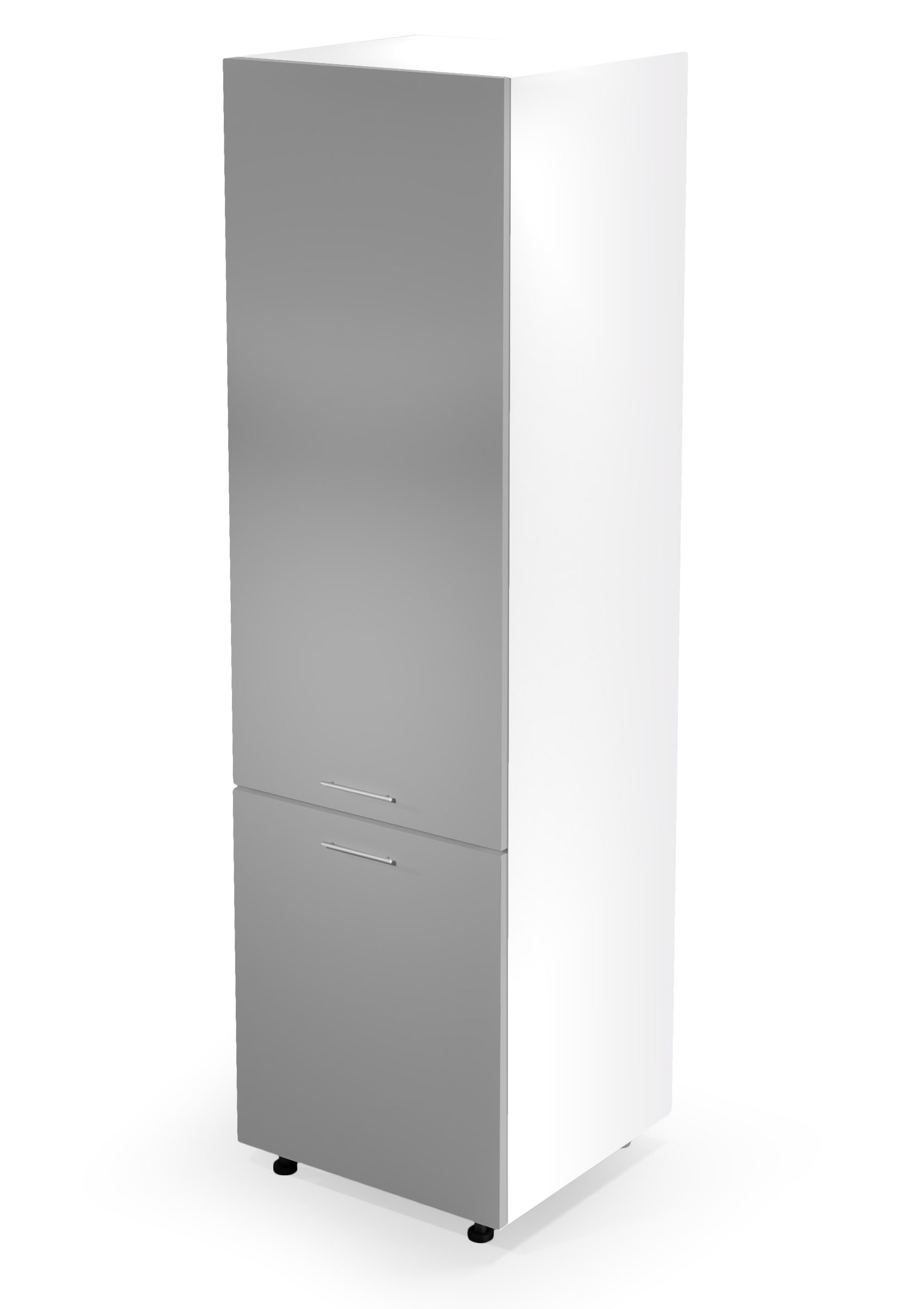 VENTO DL-60/214 szafka dolna wysoka front: jasny popiel (2p=1szt)