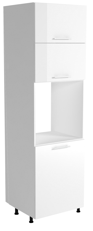 VENTO DP-60/214 szafka dolna wysoka front: biały (2p=1szt)