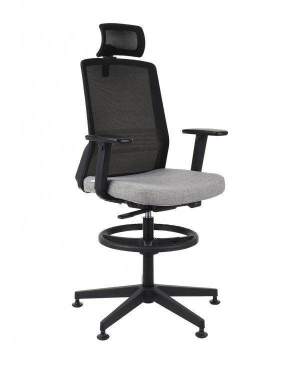 Krzesło obrotowe Coco BS HD RB