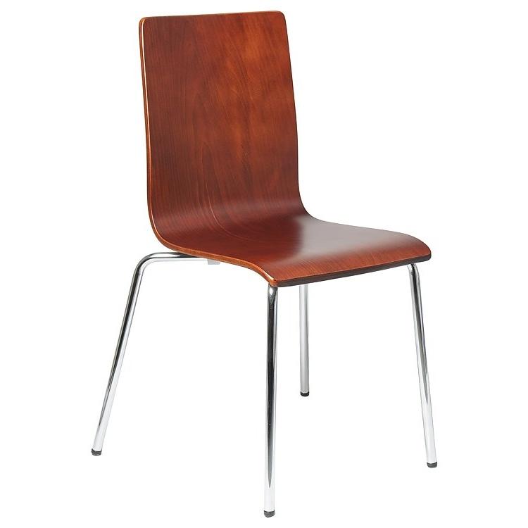Krzesło Konferencyjne EF-TDC132B Orzech