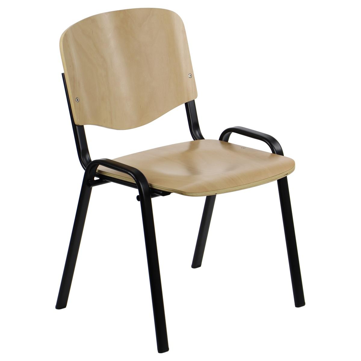 Krzesło sklejka TDC-07 BUK