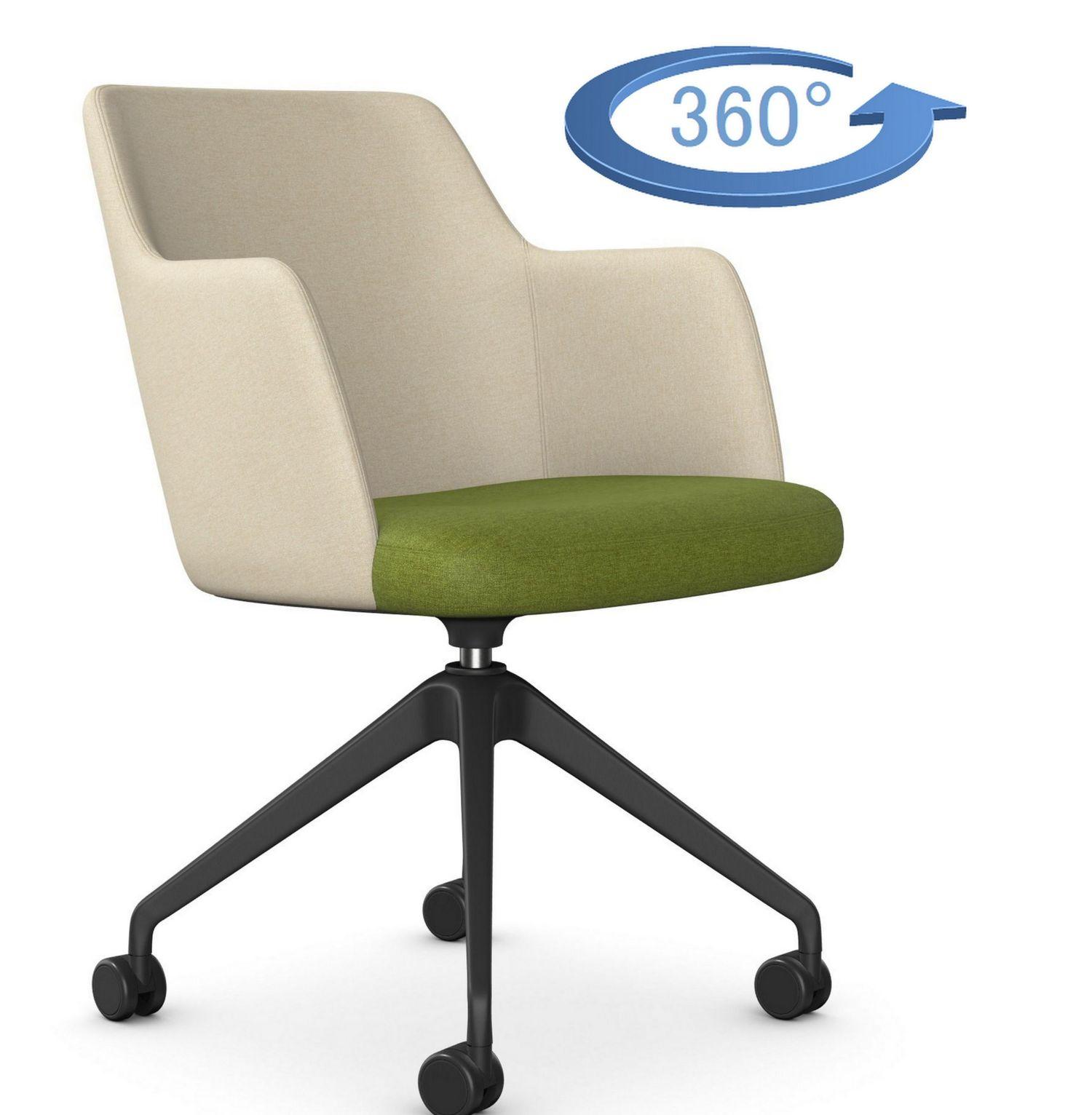 Krzesło NOMA 401-411- obrotowe/z podłokietnikami/ różne kolory