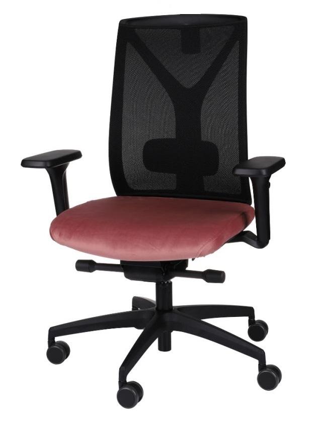 Fotel biurowy Valio BS Black
