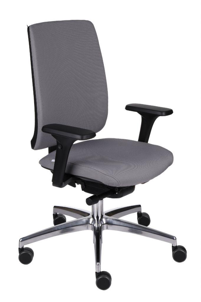 Fotel biurowy Valio BT Chrome
