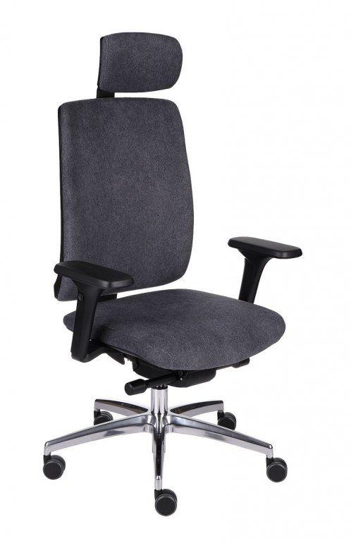 Fotel biurowy Valio BT HD Chrome