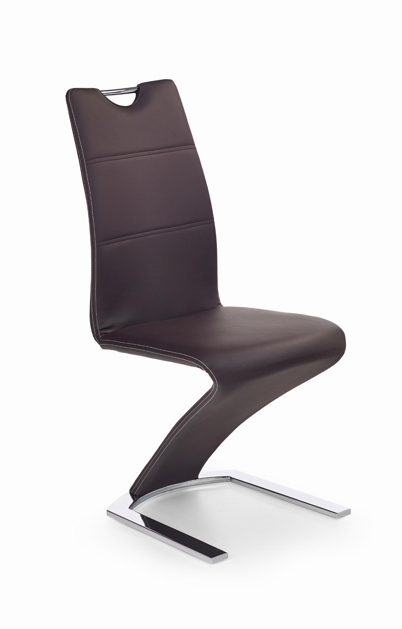 K188 krzesło brązowy (1p=2szt)