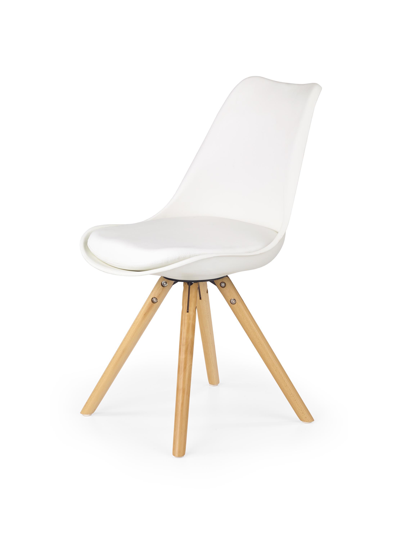 K201 krzesło białe (1p=4szt)