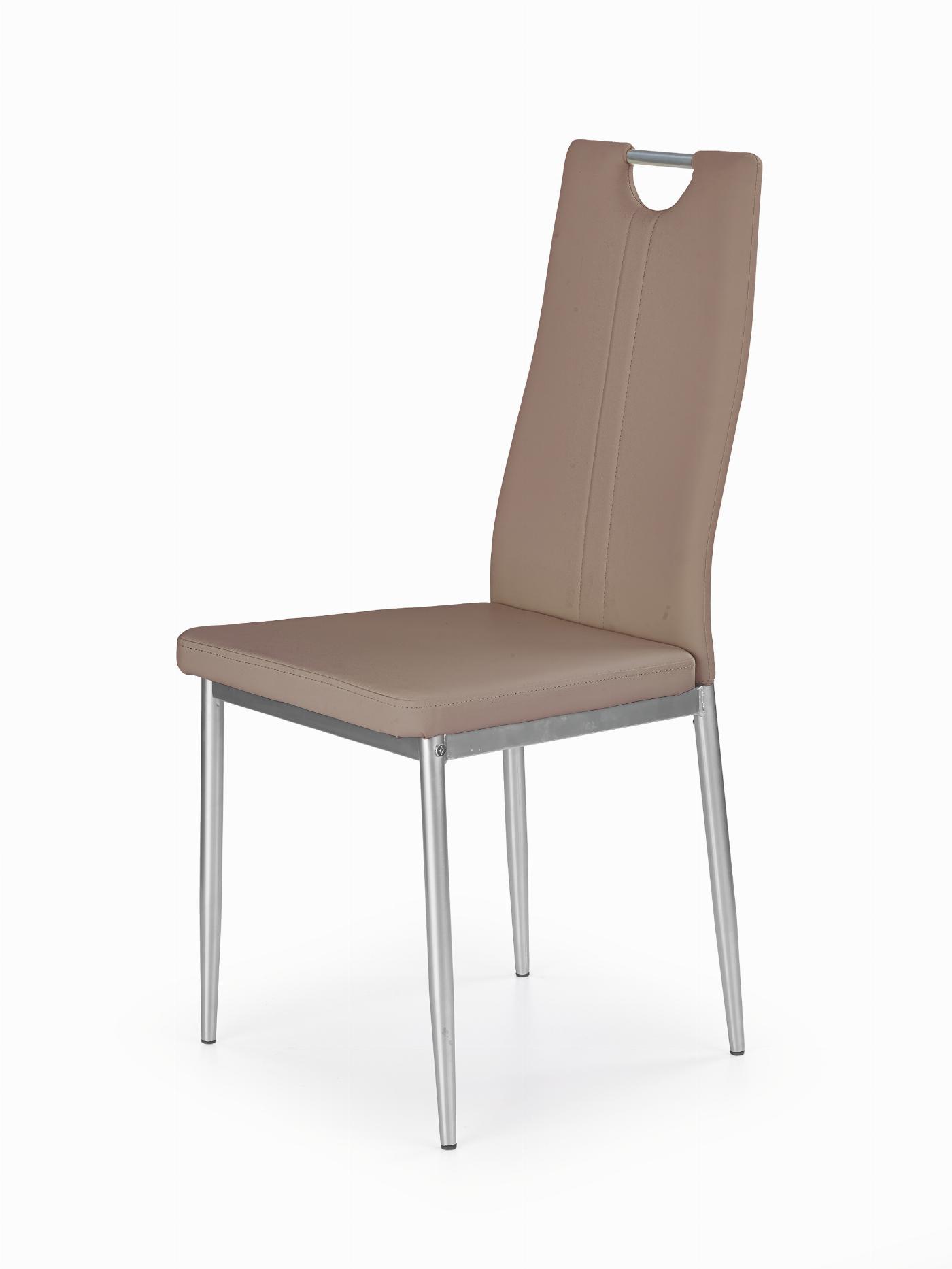 K202 krzesło cappucino (1p=4szt)