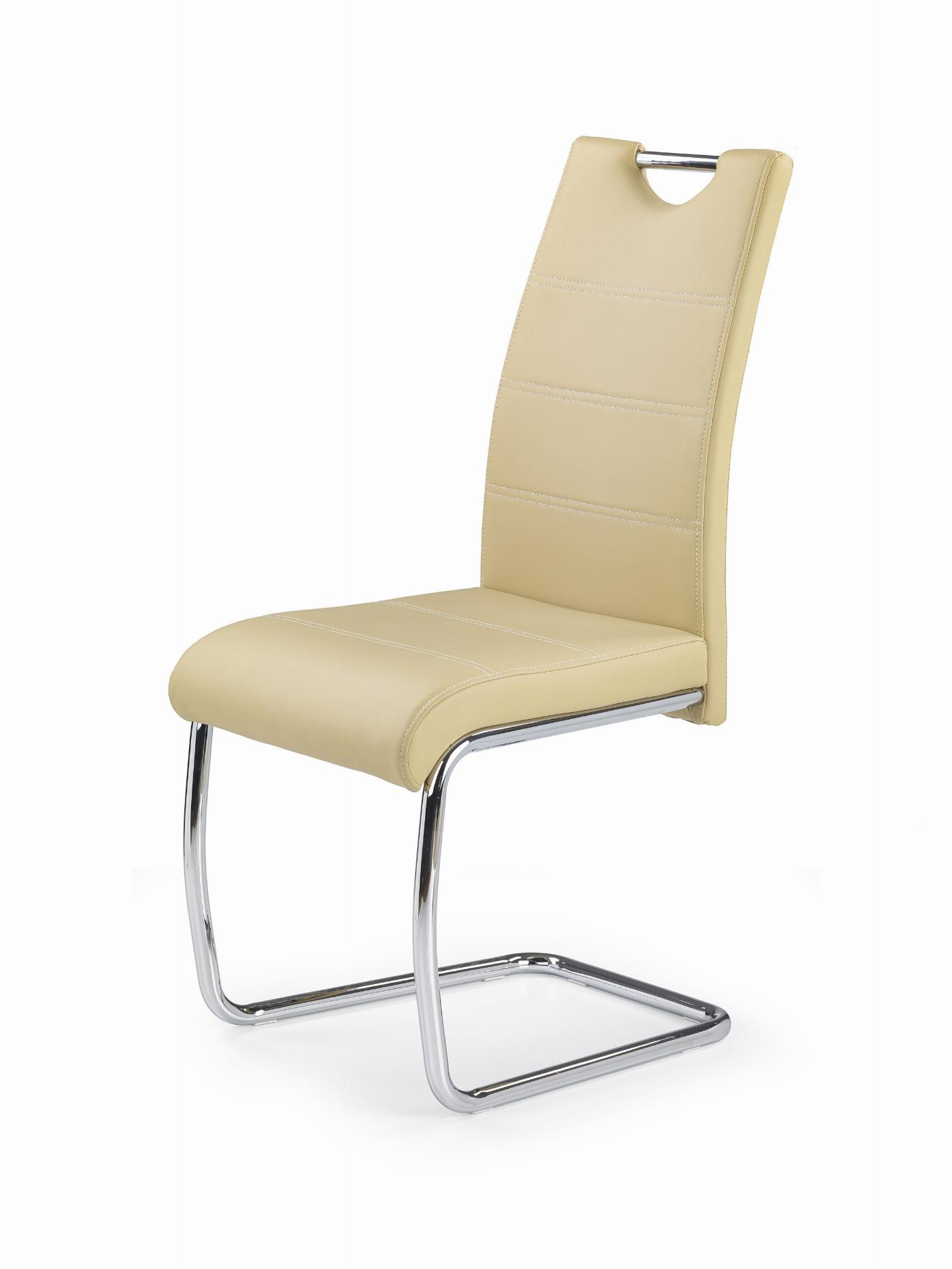K211 krzesło beżowy (2p=4szt)