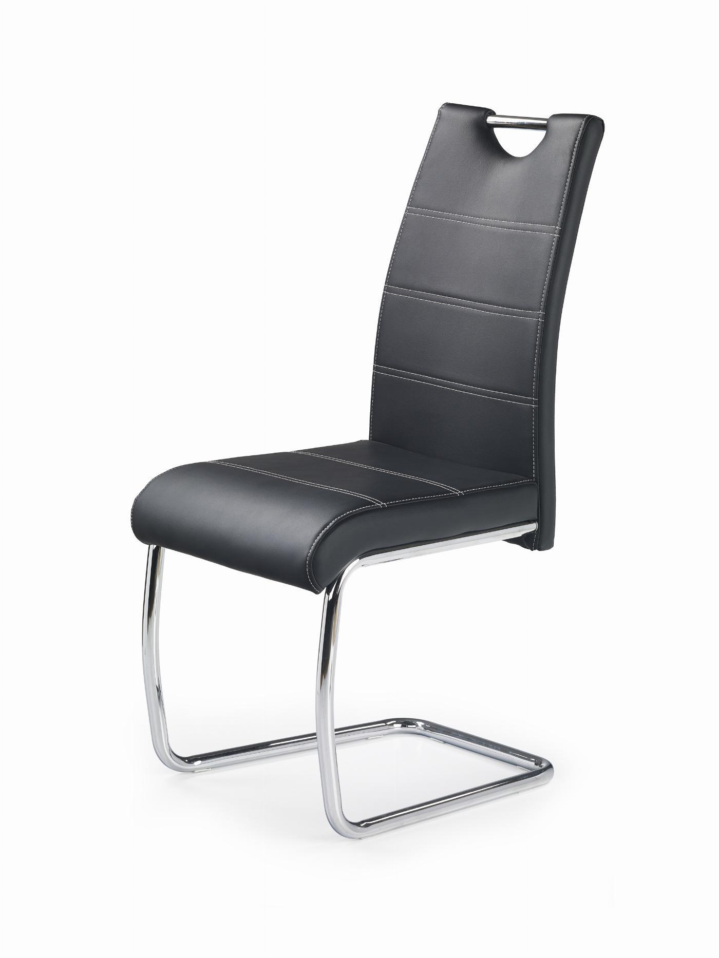 K211 krzesło czarny (2p=4szt)