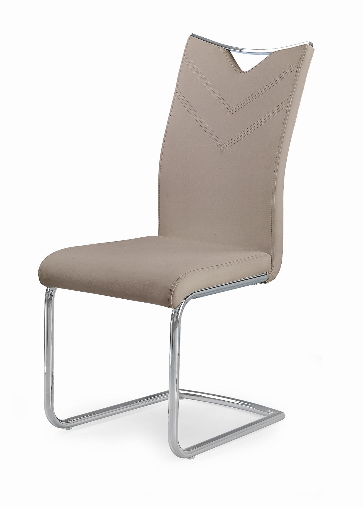 K224 krzesło cappuccino (1p=4szt)