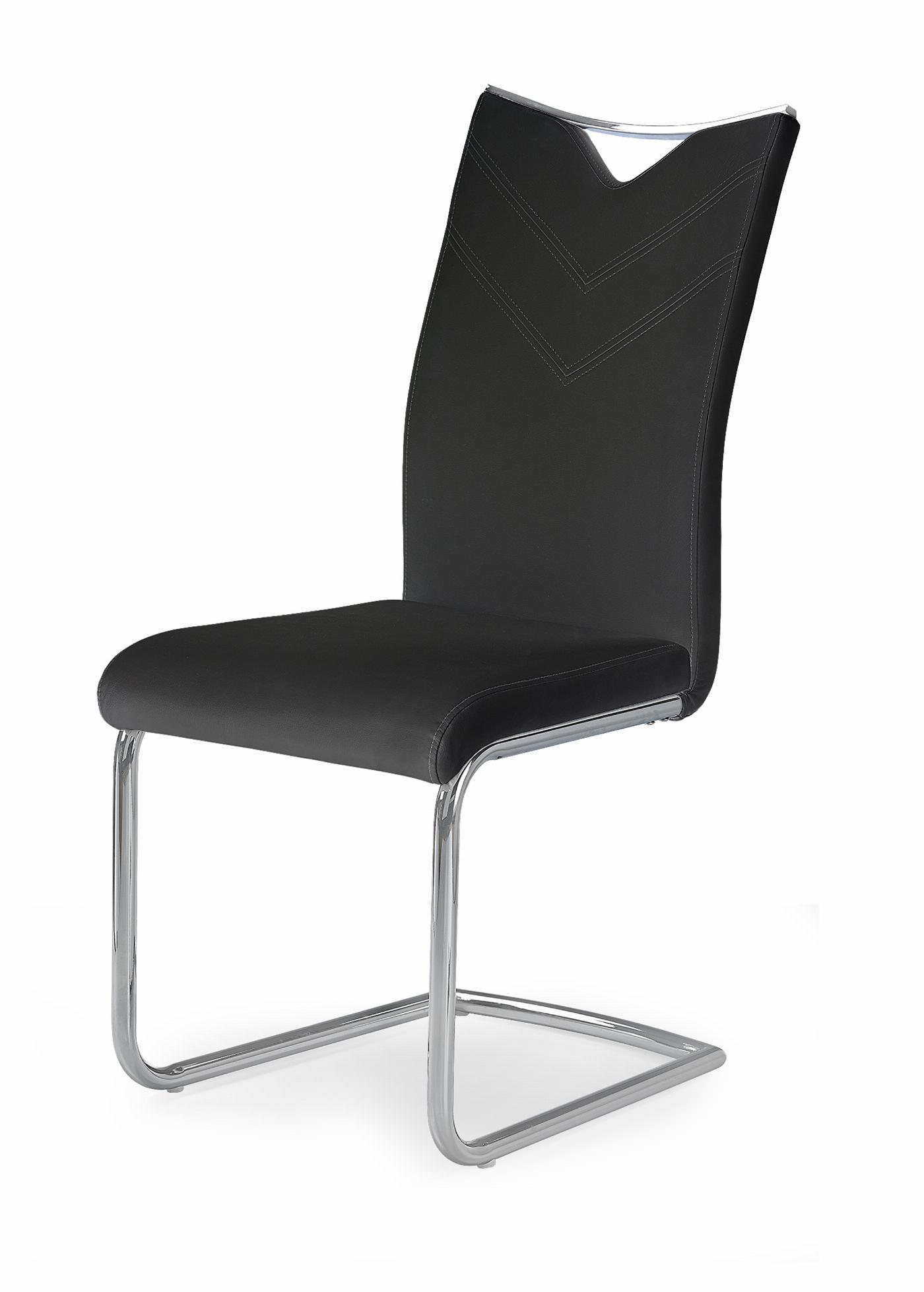K224 krzesło czarny (1p=4szt)