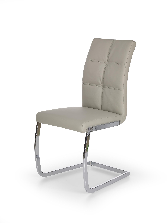 K228 krzesło jasny popiel (2p=4szt)