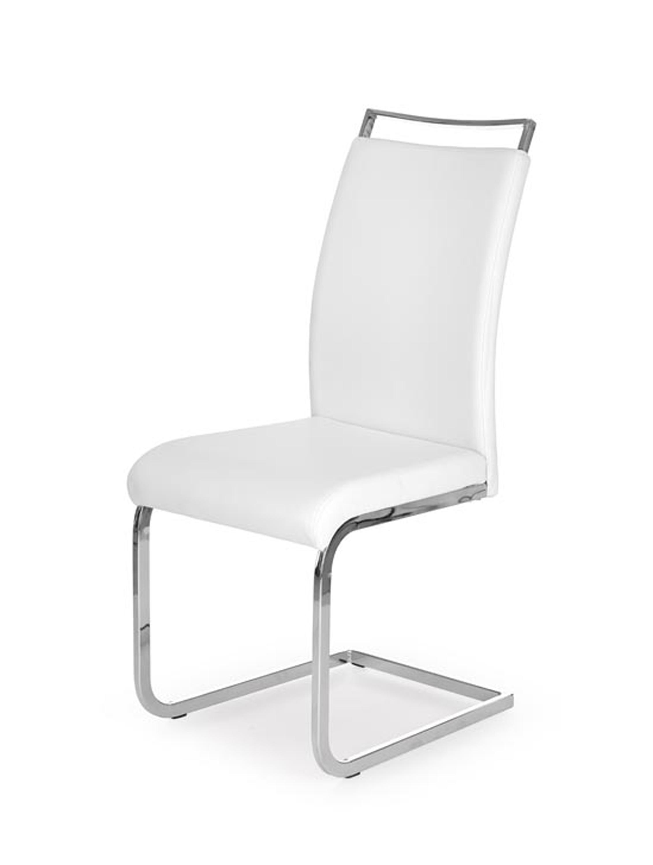 K250 krzesło biały (1p=4szt)