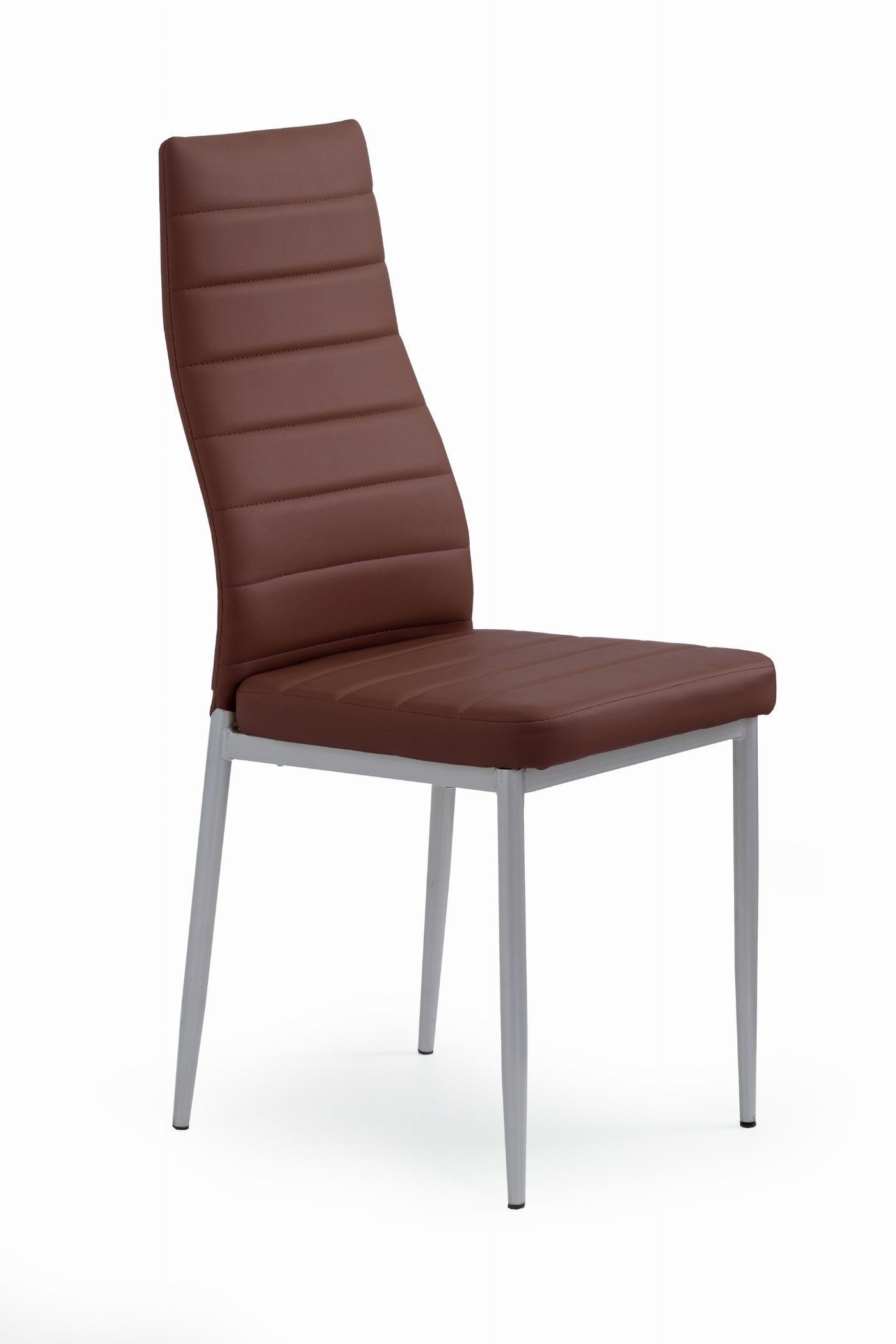 K70 krzesło ciemny brąz (1p=4szt)