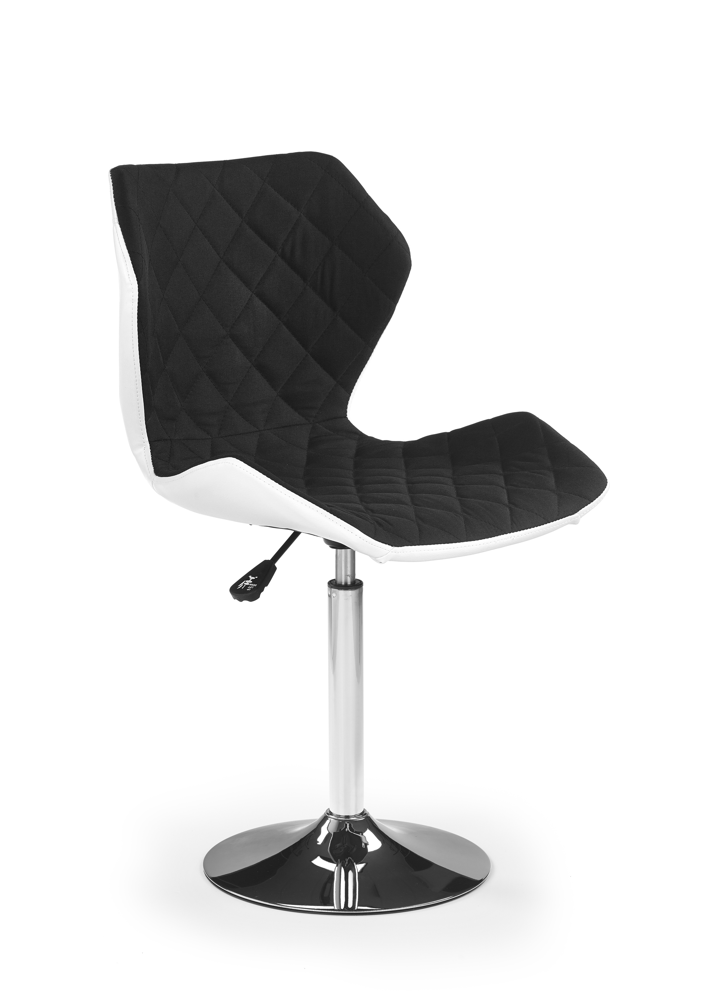 MATRIX 2 fotel biało-czarny (1p=2szt)