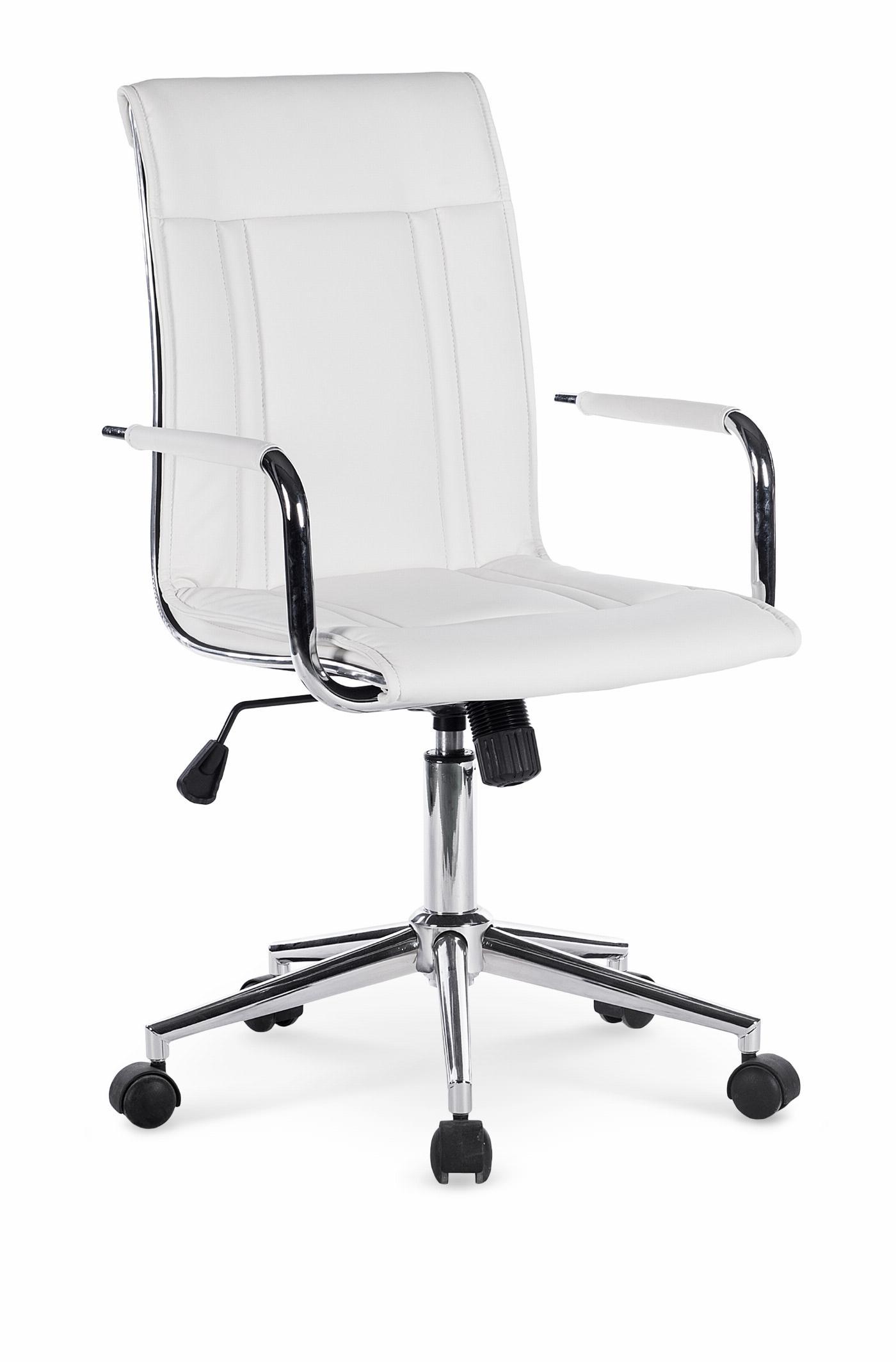 PORTO 2 fotel pracowniczy biały