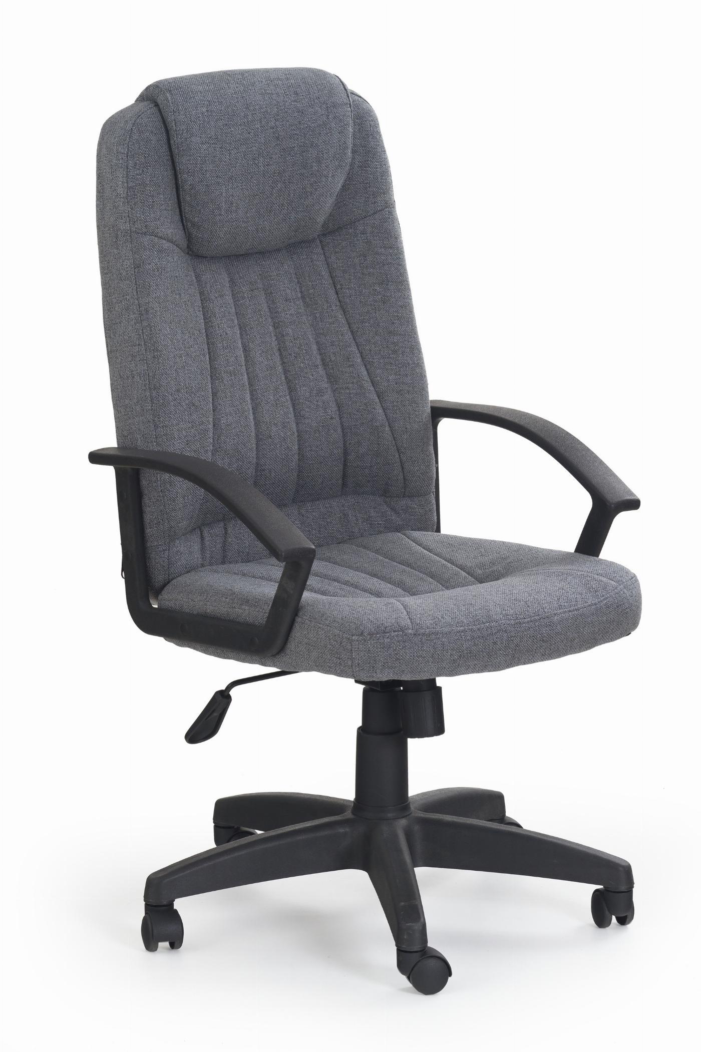 RINO fotel pracowniczy popiel