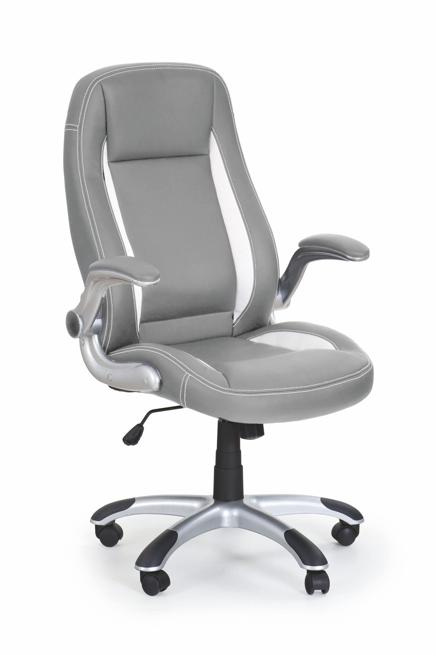 SATURN fotel gabinetowy popiel