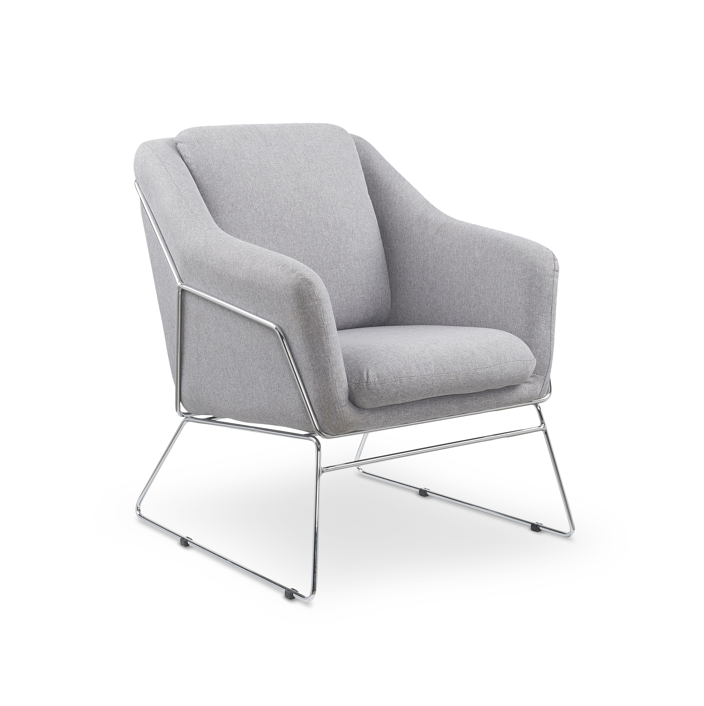 SOFT fotel popiel (1p=1szt)