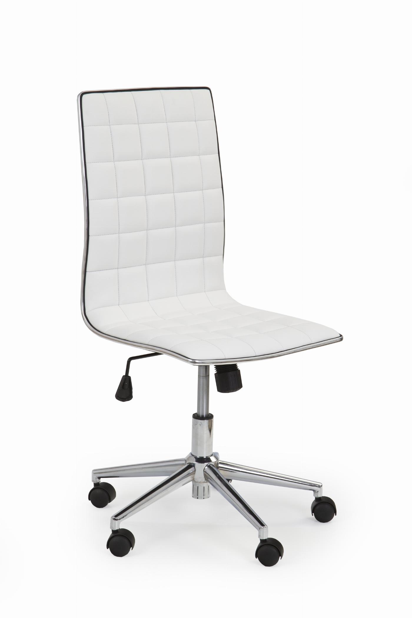 TIROL fotel pracowniczy biały