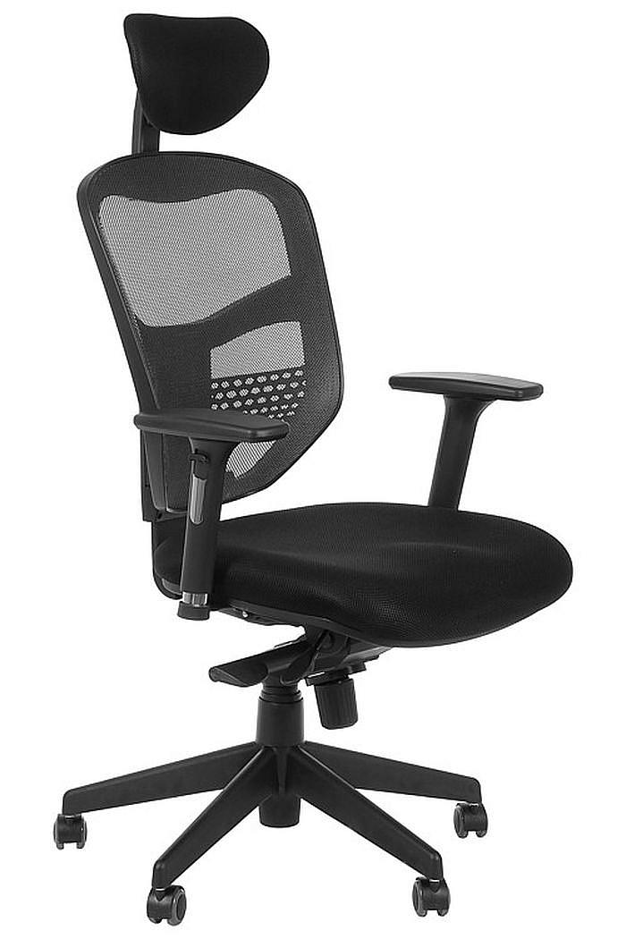 Fotel Biurowy Obrotowy EF-HN5038 szary