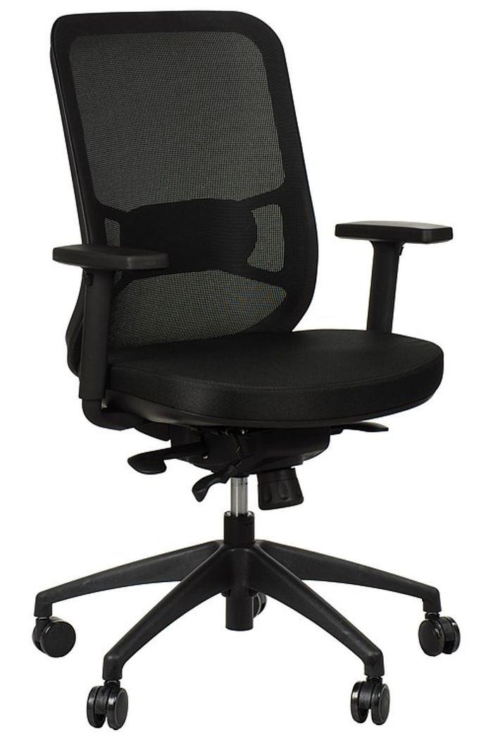 Fotel Biurowy Obrotowy EF-GN310 czarny