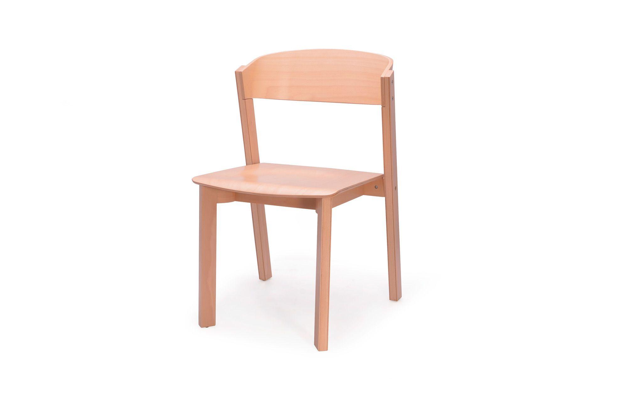 Krzesło konferencyjne Fancy Wood